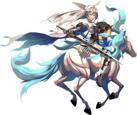 【騎士】特異型シグルーン