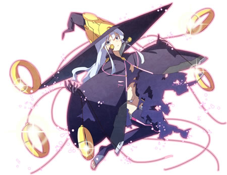 【薄氷の魔術師】支援型ガネイダ