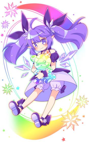 【螺旋の妖精】ダークキラリー