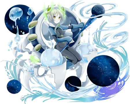 【沼辺の妖精】ケルピー