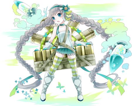 【妖精】ルサリィ