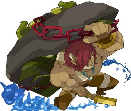 【不運の騎士】第二型カログレナント