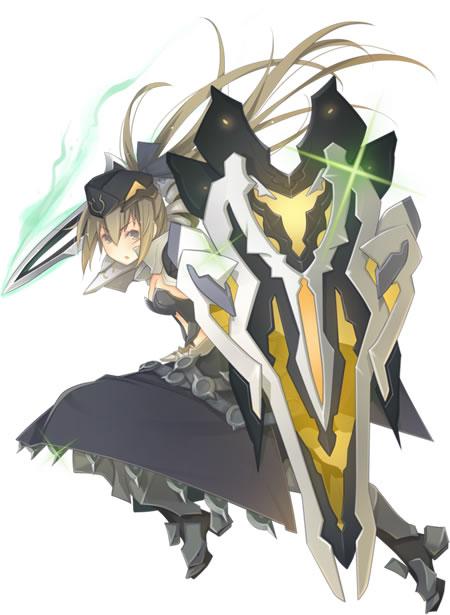 【騎士】第二型コルグリヴァンス