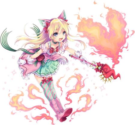 【ロリ魔法少女】第二型クラッキー