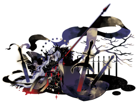 【聖槍の騎士】複製型漁夫王