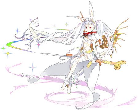 【妖精】複製型ウアサハ