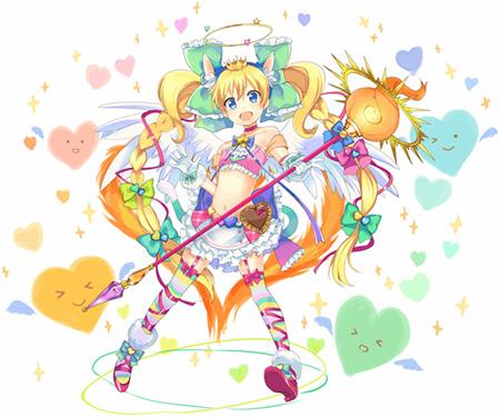 【幸せの魔法】恋華型クラッキー