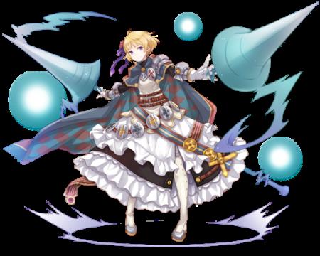【柔手の騎士】第二型ガレス