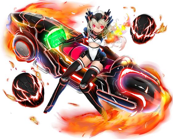 【機動兵姫】外敵型バン