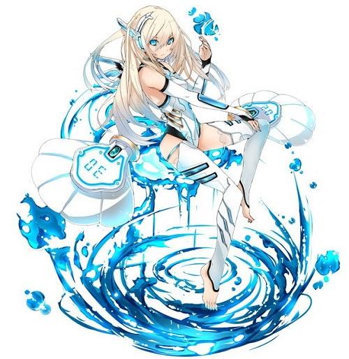 妖精シェリーコート画像