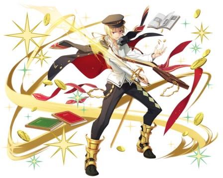 【黄金番長】学徒型富豪アーサー