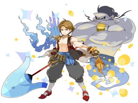 童話型ゲオルギウスUR
