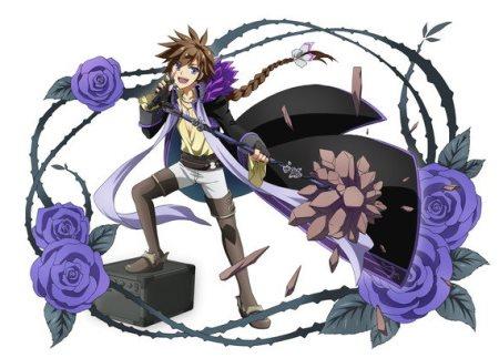 傭兵と盗賊のキャラクターソングが7月15日に発売!!特典の薔薇型傭兵アーサー・歌姫型盗賊アーサーのステータス詳細