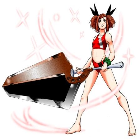 8月25日発売予定のヤングガンガンコミックス「真実の魔法少女」1巻の購入特典で騎士「異界型 ダイヤ」のシリアルコードがもらえるぞ!ステータス詳細