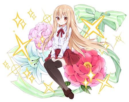 8月に「乖離性MA」と「干物妹!うまるちゃん」のコラボが決定!土間うまるの制作中イラスト公開!!