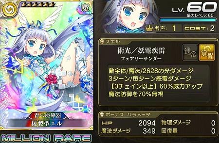 複製型エル★6_LvMAXステータス