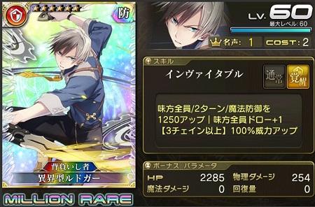 異界型ルドガー★6_LvMAXステータス