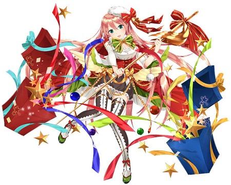 聖夜型歌姫アーサー2