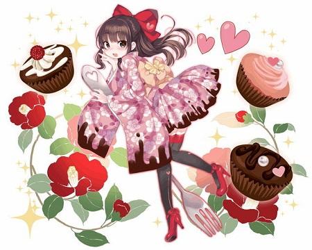 華恋型ショコラ1