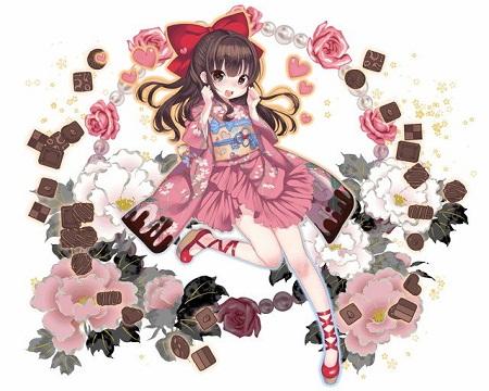 華恋型ショコラ2