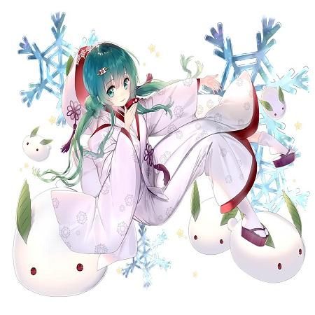 異界型雪ミク2013UR