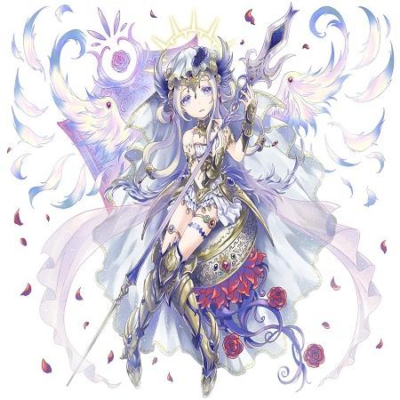 神話型ブリュンヒルデは歌姫タイプで現状唯一の全体暗闇解除!!名声上げといたらいつか使える日が来るといいなw