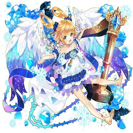 特異型オルフェウス乖離進化は歌姫の氷2c全体回復!2コスで全防御付きって初めてだけど使えるか?
