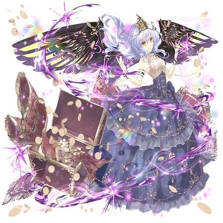 第二型アリアドナ3コス30%ダメージカット魔法防御付き挑発だけど童話ベスティアとどっちが強いんかな?