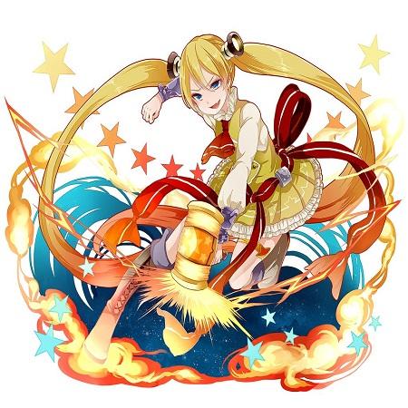 歌姫の封印解除の最優良候補登場!?新キャラ・第二型デンテンスは闇2コスで封印解除と3T回復バフが兼ねられる全体回復!!