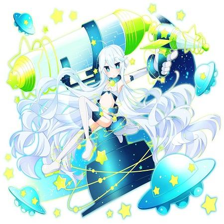 歌姫の「特異型リトルグレイ」にMR進化が実装&サブストーリー追加!!ステータス等詳細情報