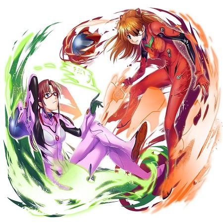 歌姫の物理支援に神カード降臨!?異界型マリ&アスカは【2チェイン以上】で可憐傭兵の上位互換になるぞ!