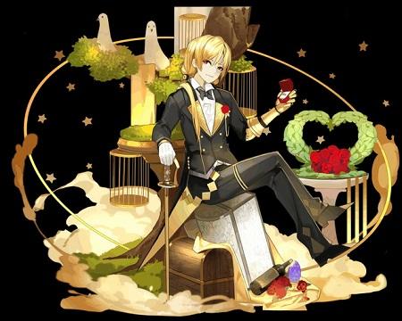紳士型富豪アーサーMR
