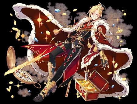 王位型富豪アーサーは2cで非常に高い魔法防御を3ターン張れる壊れ性能!光源氏が息してない…