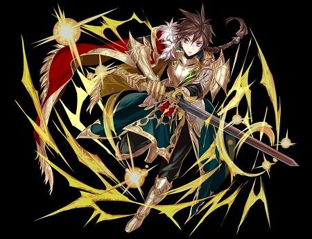 王位型傭兵アーサーは風・光2属性のコスト4全体魔法剣!戴冠型コンスタンティンの魔法版で両面バフが活きる仕様!!