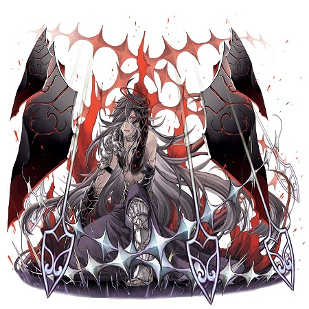 歌姫闇堕型アキレウス、クリティカル率100%アップのために必要な条件が「治癒」との組み合わせだけど自分も回復含んでるというww