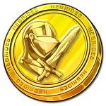 アリーナメダル