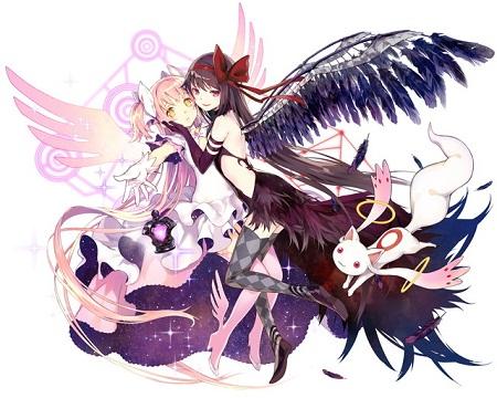 異界型まどか&ほむら-奇跡-歌姫MMR