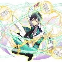 魔法科メダルガチャの新キャラステータス情報!吉田幹比古と渡辺摩利が騎士カードとして登場!!