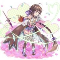 次のスペシャルクエストで登場する「華恋型」5キャラのイラストが先行公開!歌姫アーサーや傭兵アーサー(♀)などからチョコのプレゼント!?
