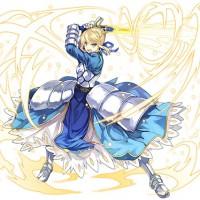 メンテナンス明けに追加される新キャラビジュアル公開!Fateコラボキャラついに解禁!凛は2種類か?!
